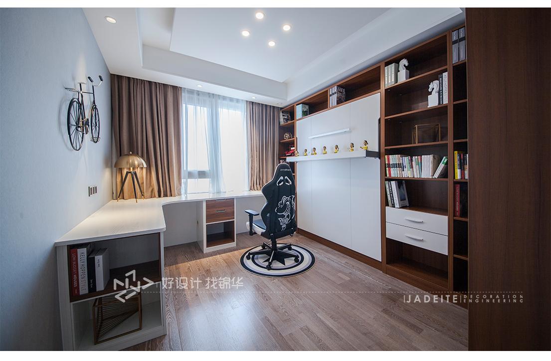 现代简约 德诚翠湖湾 四室两厅 190平米