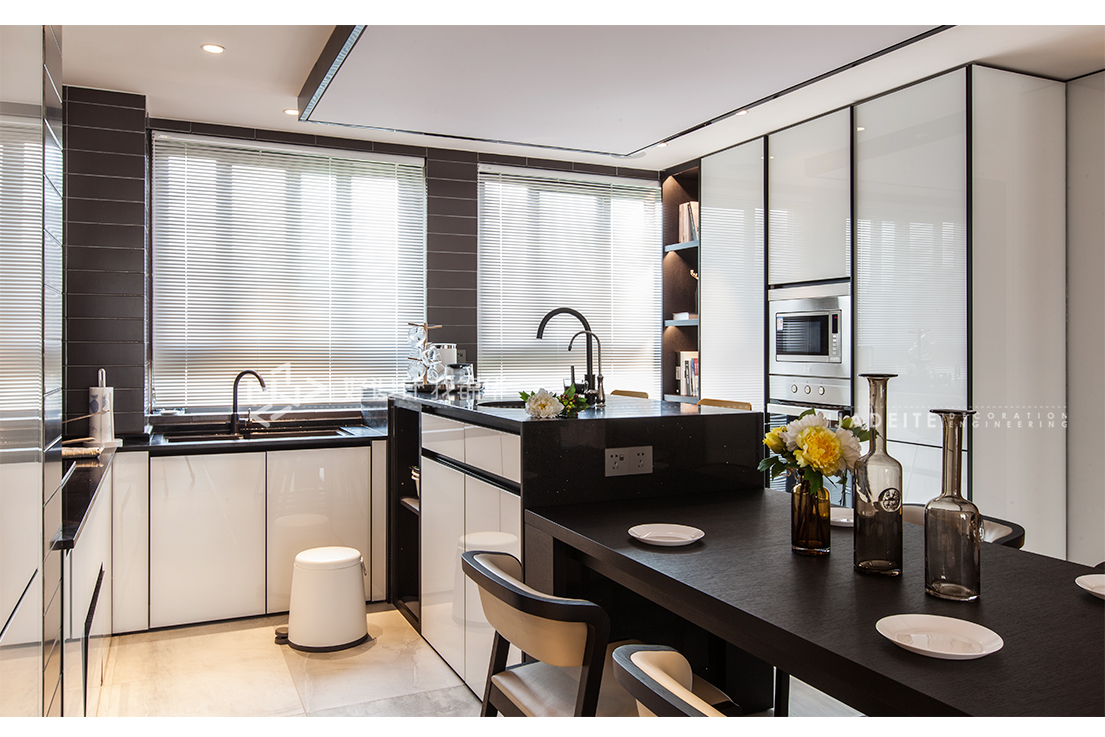 现代简约 新城小区 三室两厅 143平米