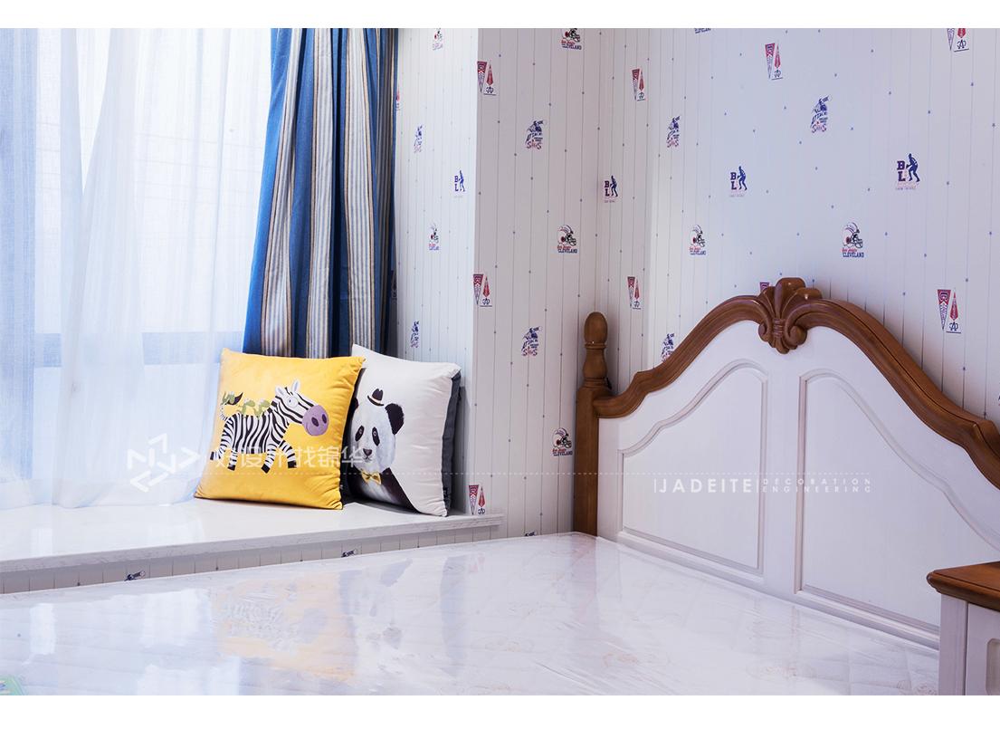现代简约 华润悦景湾 三室两厅 98平米