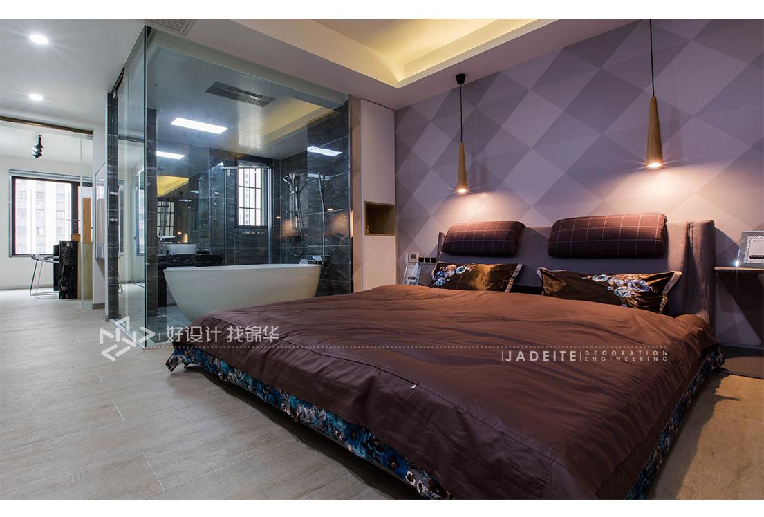 简约北欧风风格 星光耀 三室两厅 164平米
