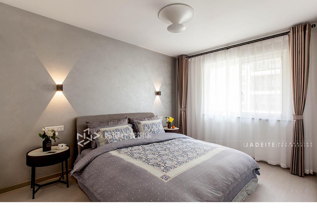 北欧风格 新华福里 两室两厅 124平米