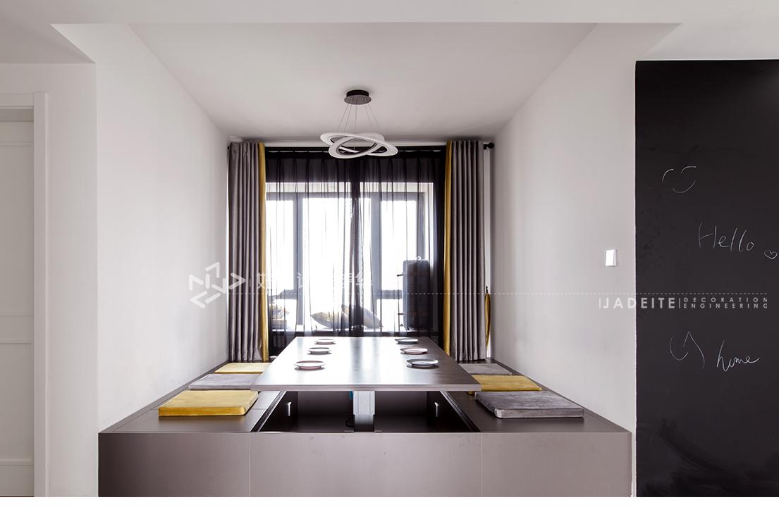 北欧风格 南山湖一号 三室一厅 130平米