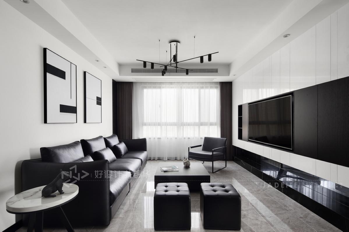 现代简约 盛世名门 三室两厅 140平米