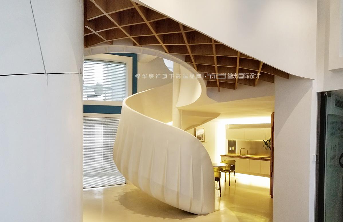 工装 商业空间设计 现代简约风格