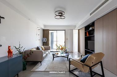 现代简约 军山花园 三室两厅 150平米
