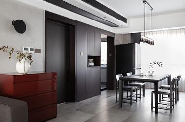 现代简约风格  三室两厅  华强城 150平米