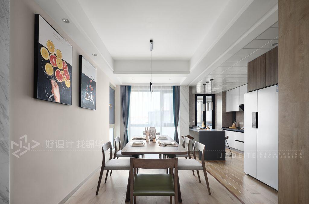 现代简约 尚海湾 三室两厅 140平米