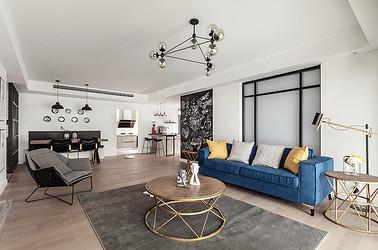 侘寂风格  中港城   三室两厅  170平米