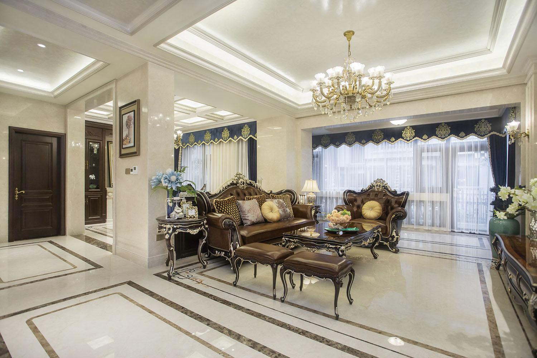 350平米 欧式古典 联排别墅 碧桂园
