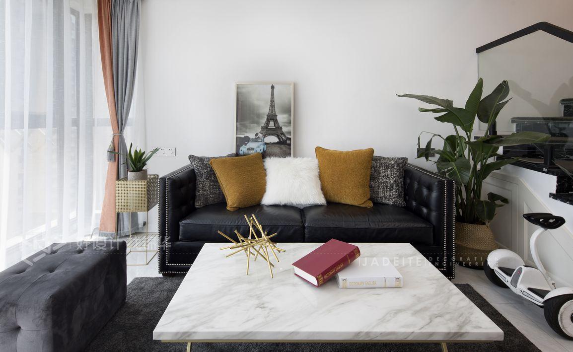 现代简约  苏建学府雅居  南通装修设计 116平米装修-三室一厅-现代简约