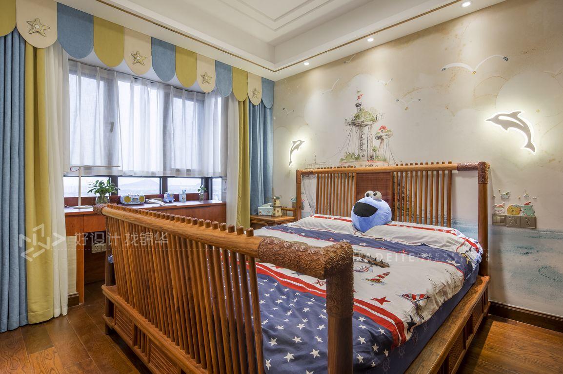 新中式 中南世纪花城 四室两厅两卫 166平米