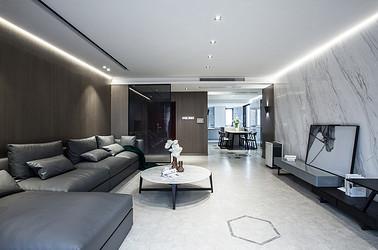 现代简约-华强城 -四房两厅一厨两卫-165平米