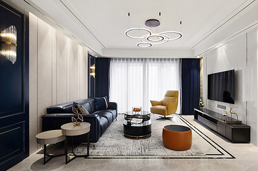 现代简约 四室两厅两卫 华强城 160平米