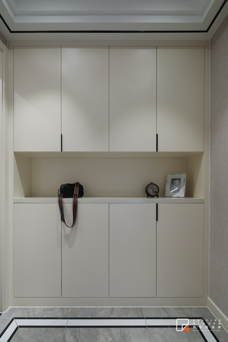 老房翻新-现代风格-两室两厅-88平-装修实景案例