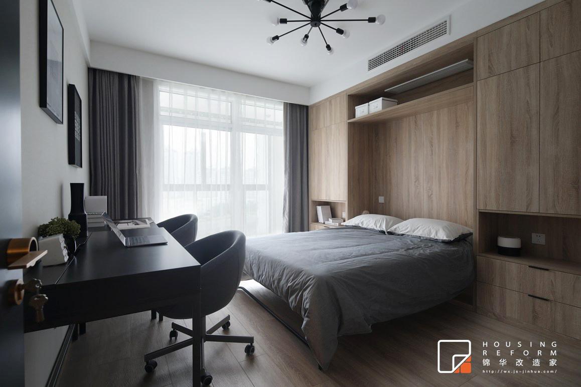 南通老房改造-北欧-两室两厅-89平-装修设计