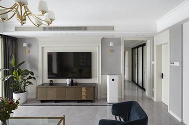 美式风格-华强城158平平米 -四室两厅