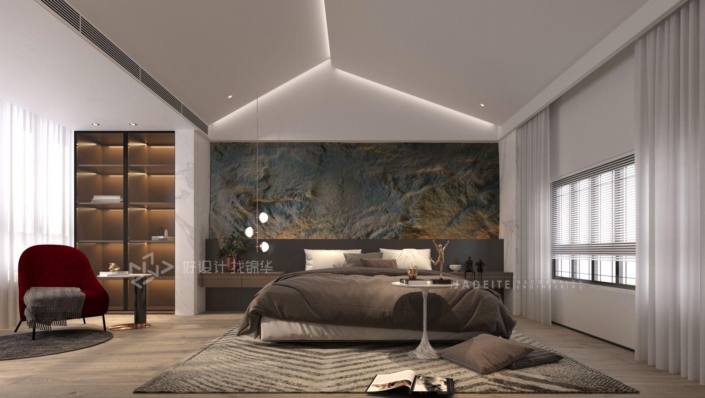 现代风格-九间堂350平米-别墅 装修案例