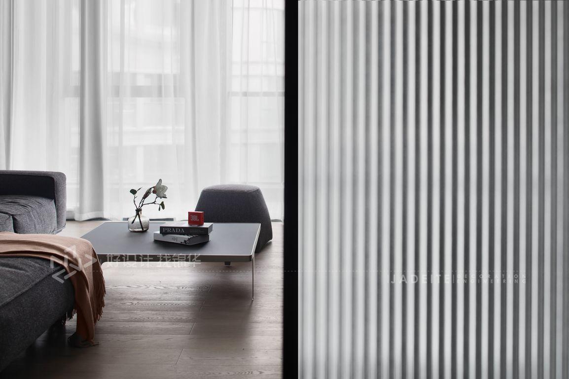 现代简约-绿城玉兰公寓160平米- 三室两厅两卫装修案例装修-三室两厅-现代简约