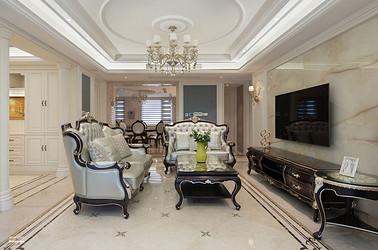 新古典-星光耀250平米- 四室两厅三卫装修案例