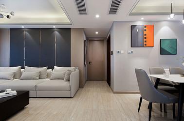 现代风格-佳期漫112平米三室两厅两卫