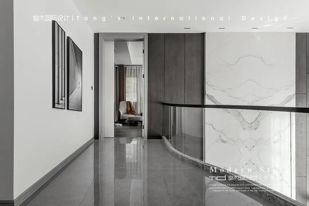 现代风格-优山美地510平米-别墅装修案例装修-别墅-现代简约