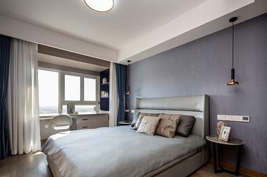 现代简约-优山美地名邸101平米-两室两厅装修案例