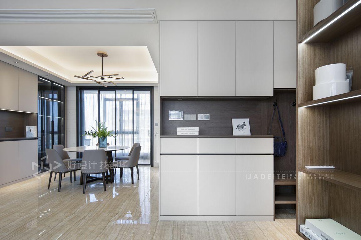 现代简约-时代悦城-四室两厅192平米-装修案例装修-两室两厅-现代简约