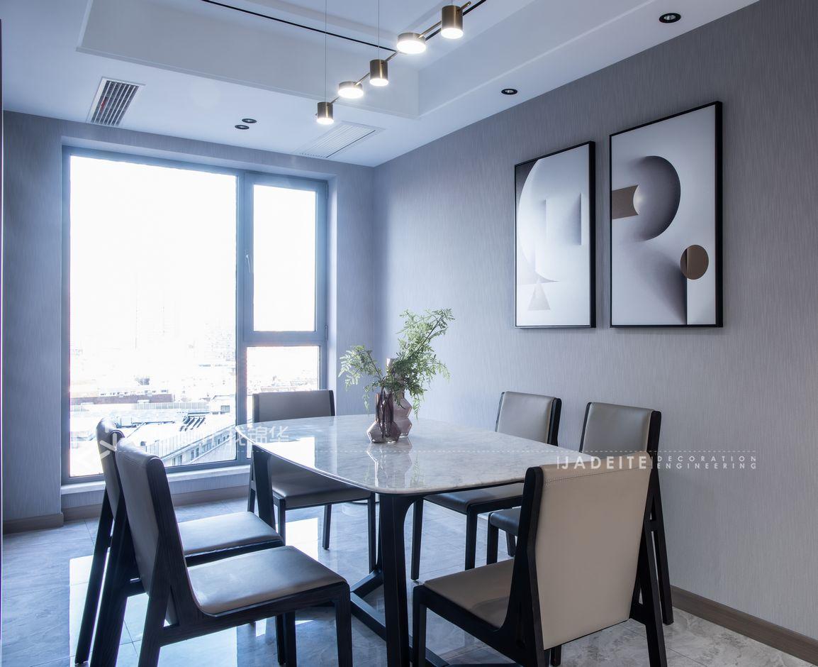 现代简约-尚海湾110平米-两室两厅装修案例装修-两室两厅-现代简约