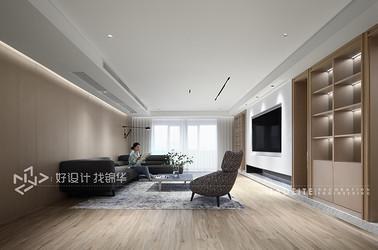 现代简约  四室两厅三卫  天澜湾255平米