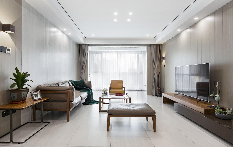 苏建学府雅居-135平米-三室两厅两卫-现代风格