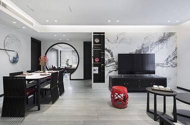 海安·奥体尚府-140㎡-三室两厅一厨二卫 装修设计