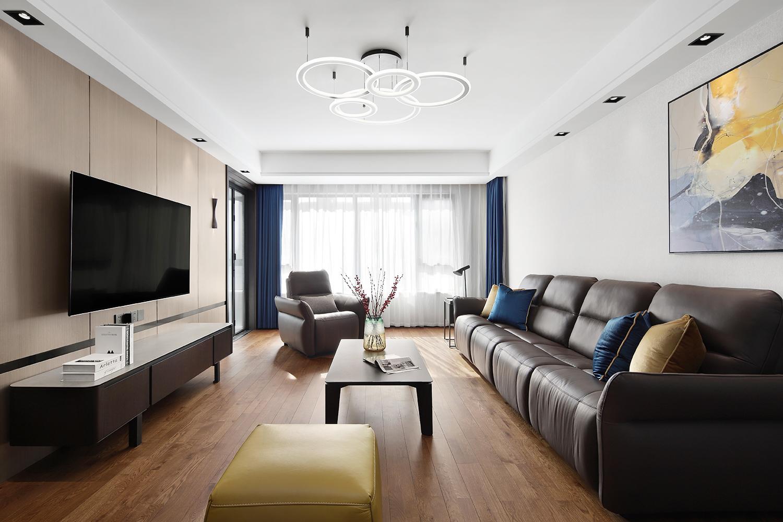 苏建名都城-现代简约风格 170平米  四室两厅两卫