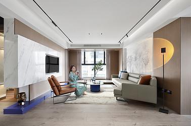万豪国际  四室两厅一厨两卫 155㎡装修设计