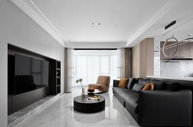 金色城品 150平 三室两厅两卫 现代风格