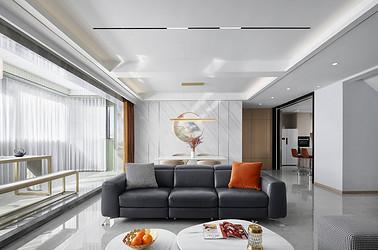 铂樾府 220平米 五室两厅三卫 现代简约风格
