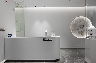 700平米-商业工装办公空间-现代简约风格