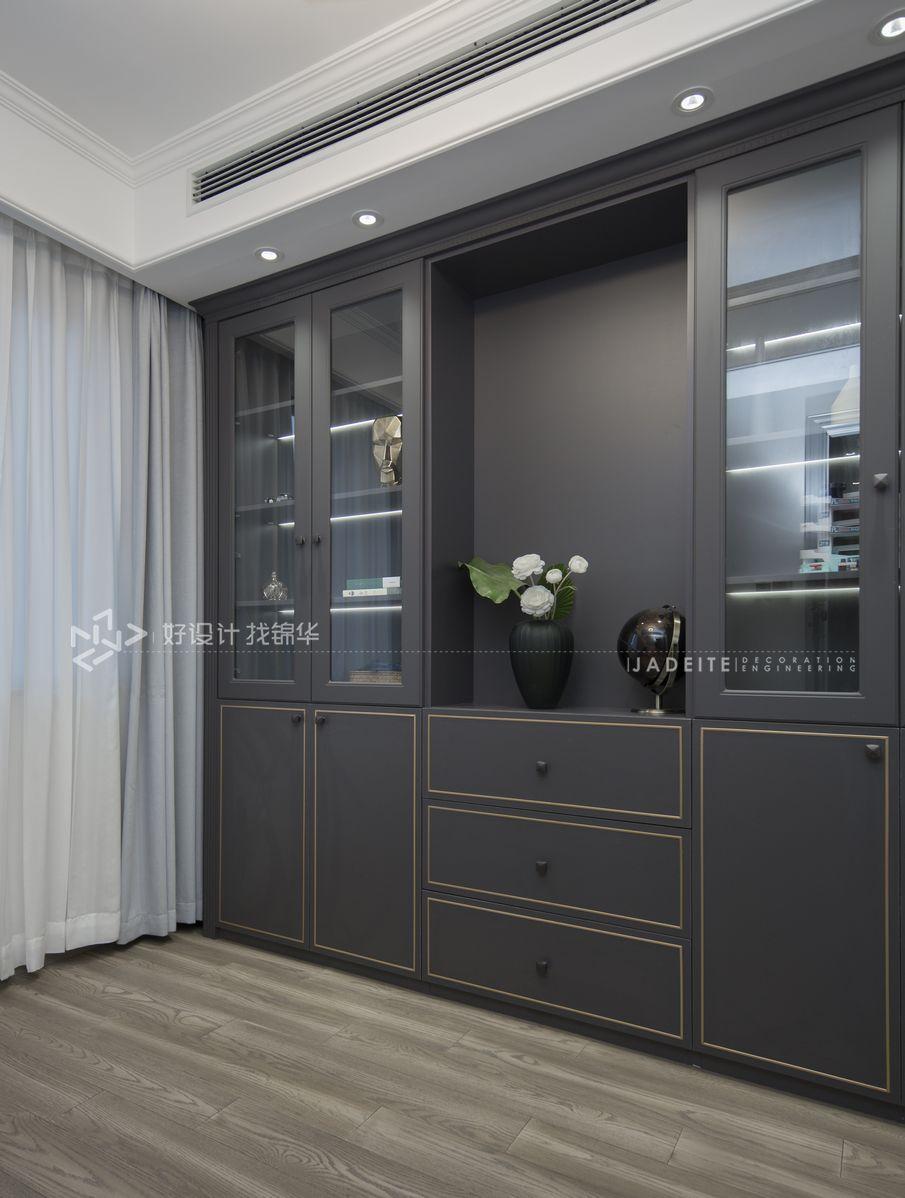 中梁望府-三室两厅两卫-现代风格