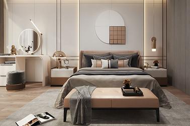 中南云阙 300平米 四室两厅三卫 现代风格 别墅装修设计
