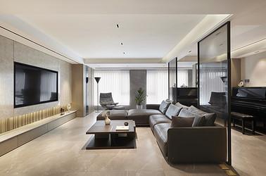 九玺台 224平米 大户型别墅装修设计