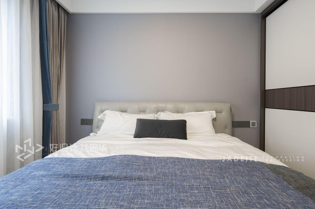 中海碧林湾 118平米 三室二厅 现代简约风格