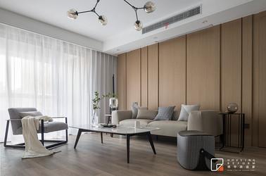 混搭- 三室两厅-140平-老房翻新实景效果图