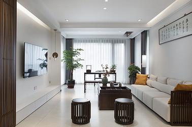 春风渡1912   三室两厅两卫 136平米装修设计