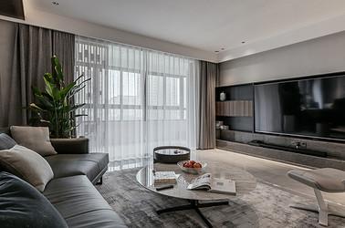 文景嘉苑  220平米 四室两厅 现代简约风格