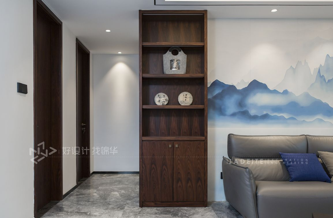 现代简约-白鹭郡130㎡-三室两厅装修案例装修-三室两厅-现代简约