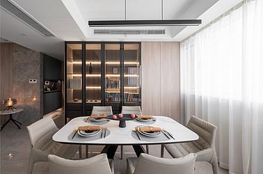现代简约-中海碧林湾115㎡- 三室两厅装修案例