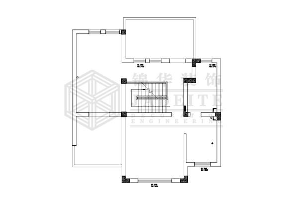 府后人家装修-别墅-新中式
