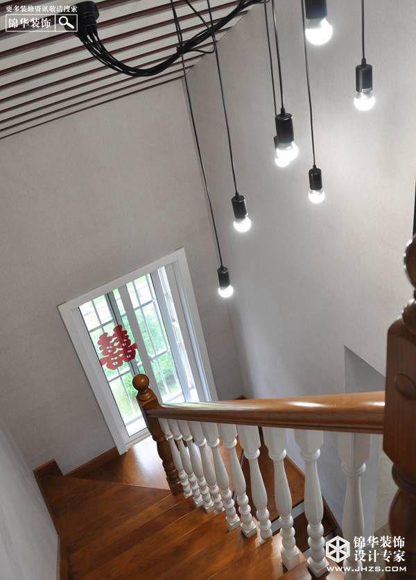 优雅空间-同济家园装修-三室两厅-现代简约