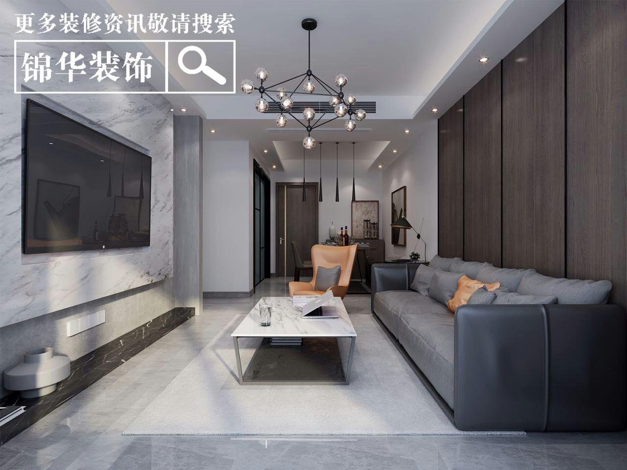 华润国际-现代风格