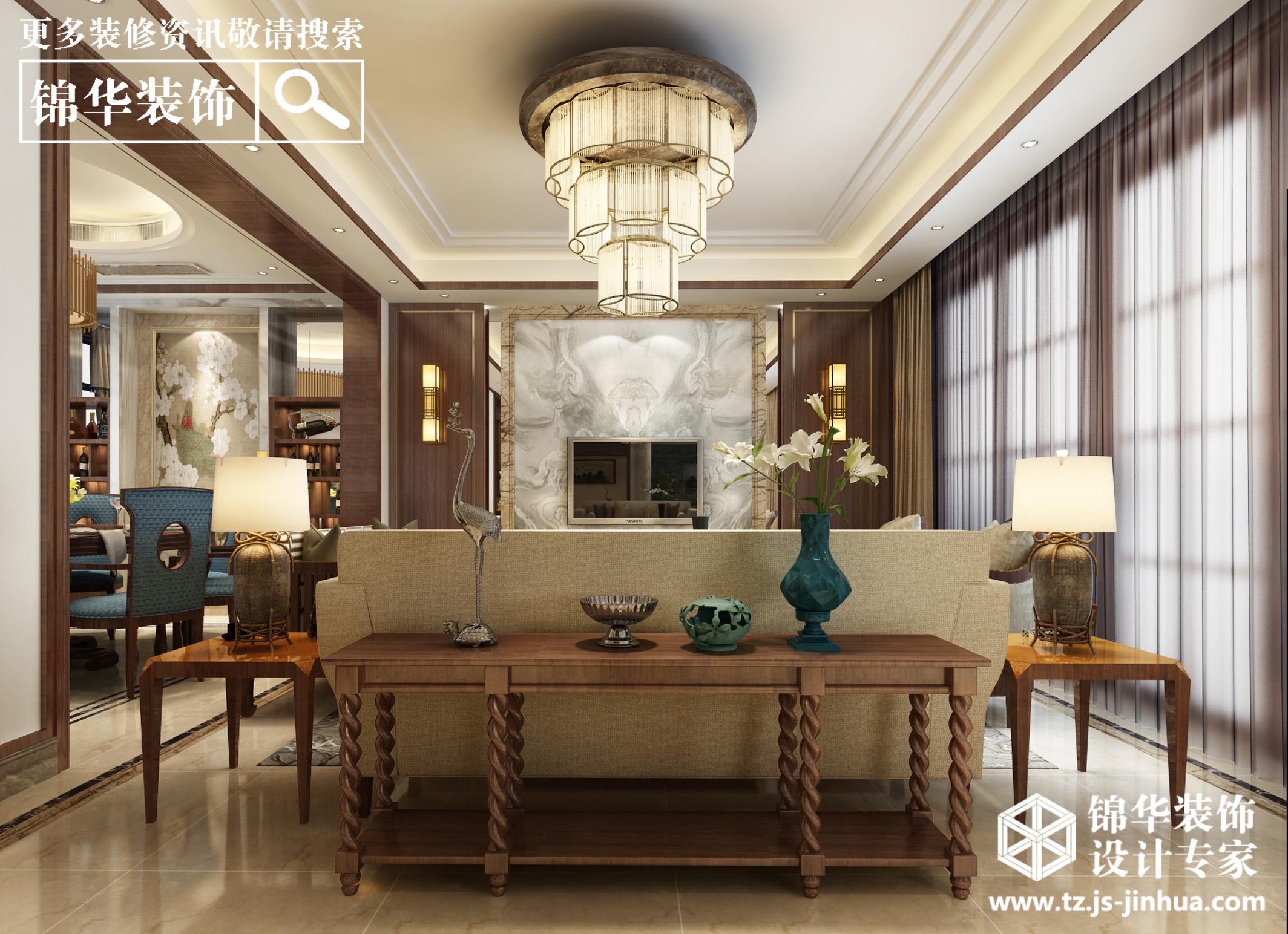 凤城怡园-中式风格