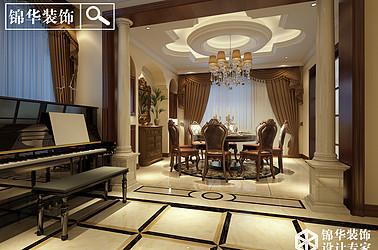 翰林雅居-美式风格别墅